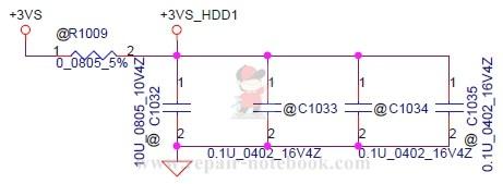 HDD 3V CQ40
