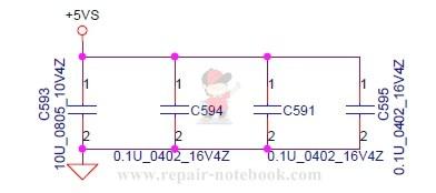 HDD 5V CQ40